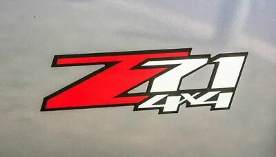 AU39.95 • Buy New Genuine Holden Colorado / Trailblazer Z71 Sticker