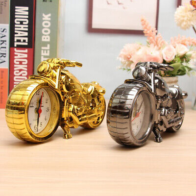 COOL UNUSUAL GADGETS Creative Motorcycle Model Alarm Clock XMAS GIFT For Kids  • 8.28£
