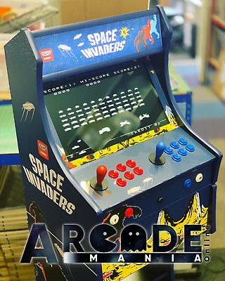 Full Size Arcade Machine - Space Invaders (V1) Themed - 3,188 Classic Games  • 599£