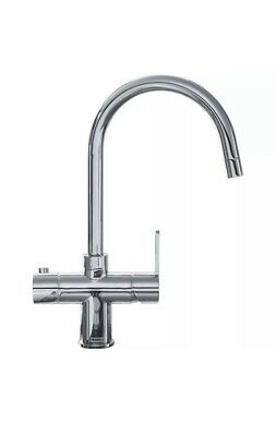 £679 • Buy Franke Minerva 3 In 1 Instant Boiling Water Tap-Polished Chrome-With Tank