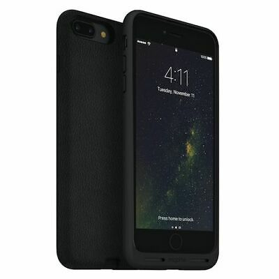 Mophie IPhone 8 PLUS / 7 PLUS Charge Force Wireless Charging Case - Black • 9.99£