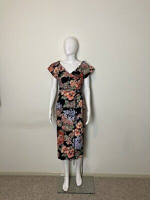 AU100 • Buy Alice Mccall Floral Dress 12