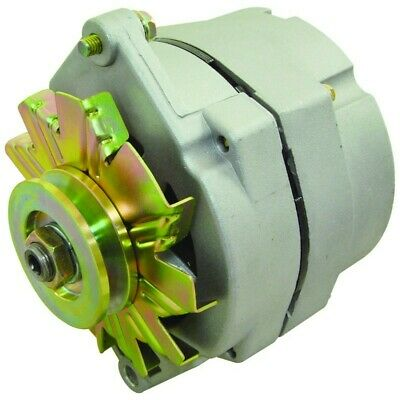 $ CDN81.40 • Buy New Alternator Replace Delco 10SI 1 Wire Install 63 Amp V Belt Pulley