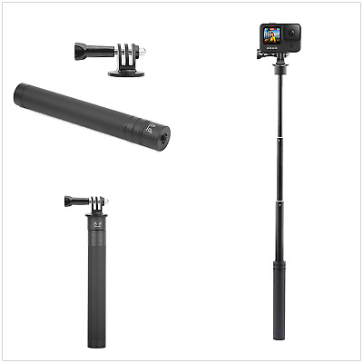 AU22.72 • Buy For Gopro Hero9 Sports Camera Mini Selfie Stick Extension Rod New Accessories
