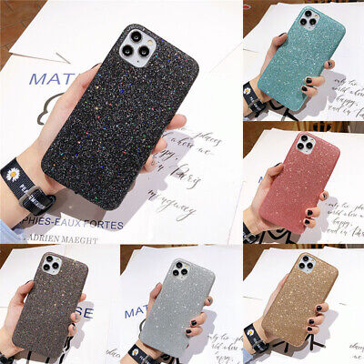For IPhone 11 Pro 8 6s 7 + XR XS Max Bling Glitter Sparkly Phone Case Soft Cover • 3.88£