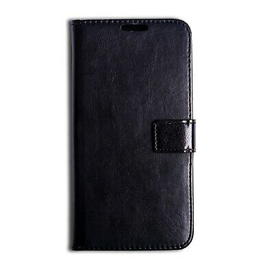 PU Leather Stand Book Wallet Flip Folio Phone Cover Case For Huawei P8 Lite 2017 • 2.99£