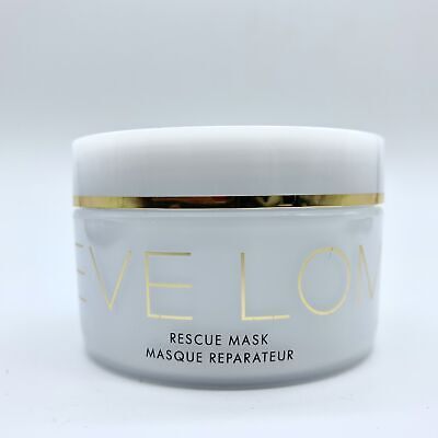 Eve Lom Rescue Mask 100ml With Honey-infused Kaolin Clay & Ground Almonds NWOB • 18.95£