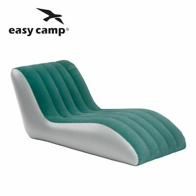 £35.99 • Buy Easy Camp Comfy Inflatable Blow-Up Sun Lounger Sun Bed Camping Caravan 420050