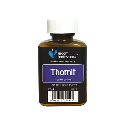 £18.95 • Buy Groom Professional Thornit Ear Canker Powder - Tackles Ear Mites