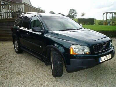 Volvo 2004 XC90 T6 Petrol AWD Geartronic Auto 7 Seater Low Mileage For Year • 2,250£