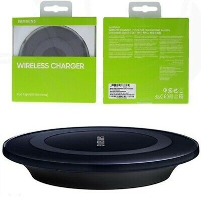 $ CDN10.50 • Buy Genuine Samsung Wireless Charger Charging Station For Galaxy S6 S7 Edge S8 S9 QI
