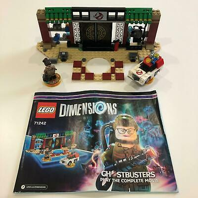 AU39.99 • Buy LEGO Dimensions 71242 | Ghostbusters Story Pack | Used 100% Complete