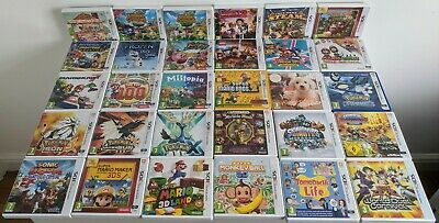 Nintendo 3DS Boxed Games Pick Your Own! **Fast Postage** • 23£
