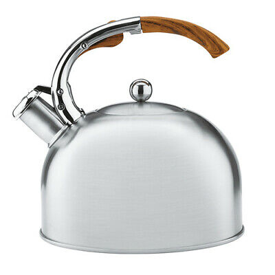 AU49.99 • Buy Raco  Elements 2.5l Whistling Stovetop Kettle Silver