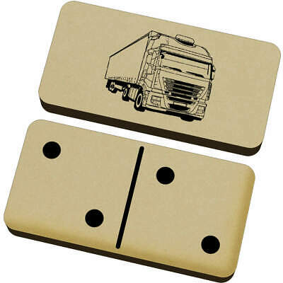 'Lorry' Domino Set & Box (DM00024150) • 17.99£