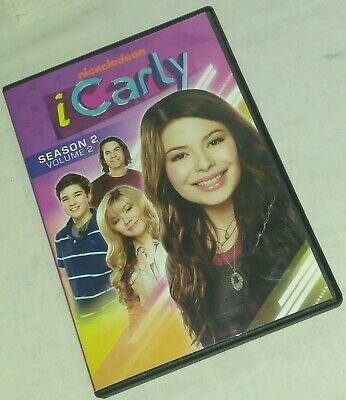 ICARLY SEASON 2 VOLUME 2 DVD Set • 14.46£