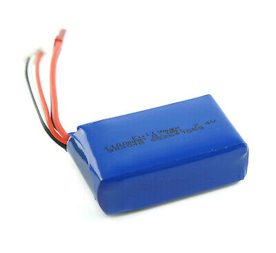 AU25.95 • Buy Rechargeable Lithium Battery 7.4V 1100mAh For WL A949, A959, A979 And K929
