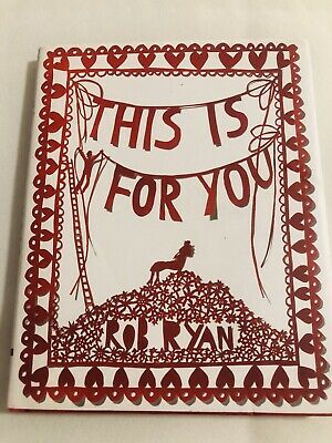 £6.95 • Buy This Is For You - HardBack NEW Ryan, Rob 2009-02