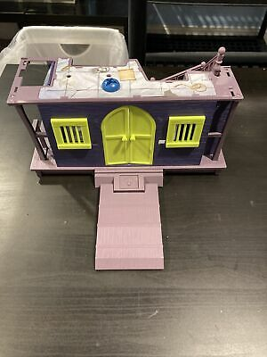 £10.90 • Buy Scooby Doo Haunted Mansion Playset Parts - Staircase And Front Side Of Building
