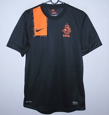 Netherlands Holland National Team Away Football Shirt 12/14 Nike Size S • 17.99£