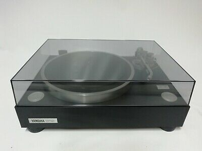 AU1090.16 • Buy Used Yamaha GT-750 Record Player Turntable Black From Japan