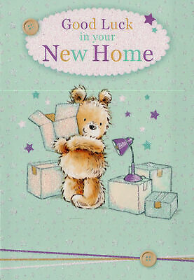 £1.69 • Buy New Home Card Male Brother Friend Son Female Sister Daughter