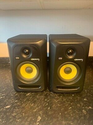 Pair Of KRK Rokit 5 G3 Speakers Pair • 240£
