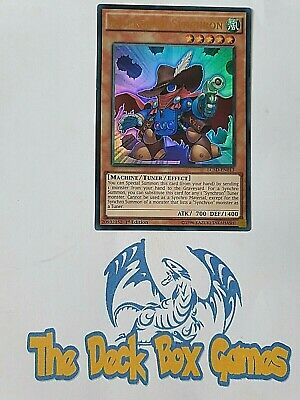 Yugioh: Quickdraw Synchron, Lc5d, 1st Edition, Ultra Rare • 6.40£