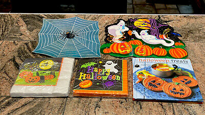 $ CDN13.21 • Buy Lot Vintage Halloween Decorations