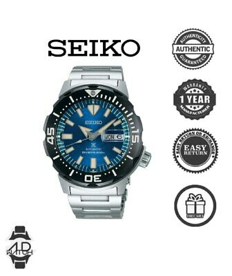 $ CDN519.50 • Buy SEIKO Prospex Monster Save The Blue Ocean Divers Automatic Watch SRPE09K1