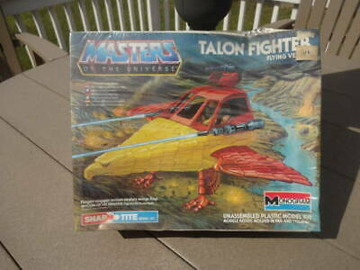 $120 • Buy He Man Masters Of The Universe Talon Fighter NEW In Original Plastic