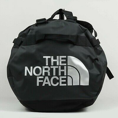 THE NORTH FACE TNF Base Camp Duffel Waterproof Travel Bag 132L Size XL • 100£