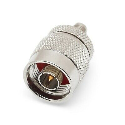 £3.95 • Buy SMA(F) To N-Type(M) Adapter
