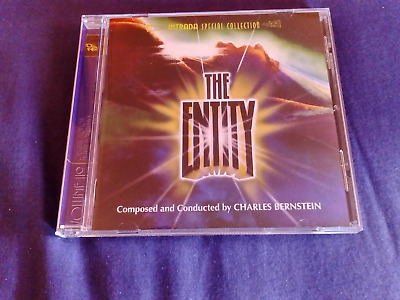 £40 • Buy The Entity Soundtrack Cd Charles Bernstein