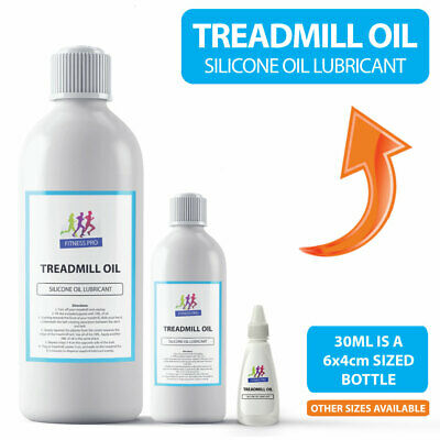 AU7.13 • Buy TREADMILL OIL Pure Silicone Oil Lubricant For Treadmill Belts - PIPETTE INCLUDED