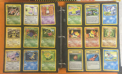 AU8 • Buy Pokemon Card Neo Genesis WOTC Common/Uncommon Single Card Full List