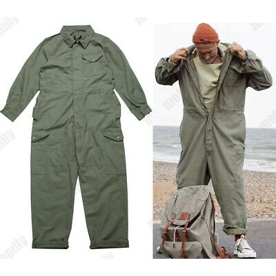 $117.11 • Buy US Style Men Baggy Big Pocket Overalls Jumpsuit Casual Working Clothes