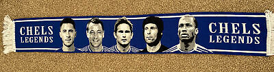 Chelsea Scarf Legends  • 12£