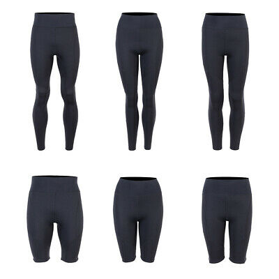 £34.99 • Buy Two Bare Feet 2.5mm Neoprene Wetsuit Shorts And Pants - Men's & Women's Fit