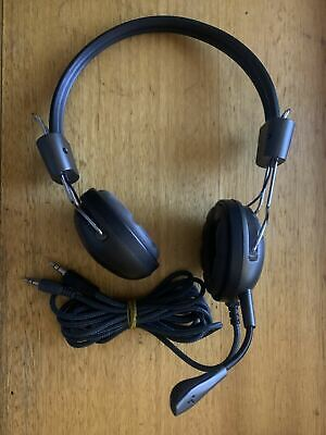 AU34.95 • Buy Sony MDR-668MV Headphones With Microphone Over-the Ear Microphone