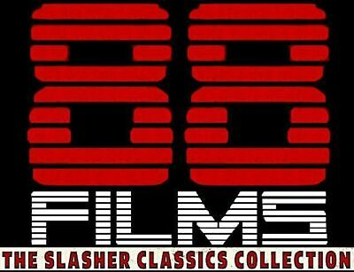 Various Replacement Blu Ray Inlays Only - Covers Only - 88 Films Slasher Classic • 5£