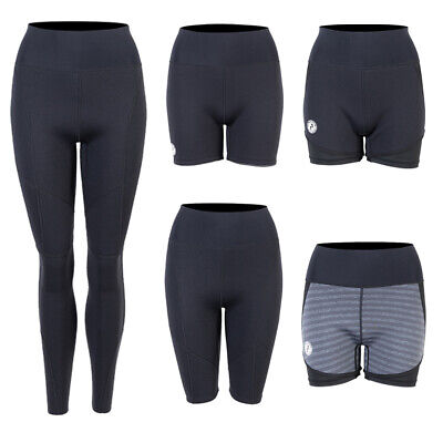 £24.99 • Buy Two Bare Feet Neoprene Wetsuit Women's Hotpants, Shorts And Pants 2.5mm Thick