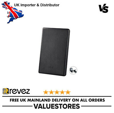 Revez T60 Amplified Indoor Freeview HD Compact Digital TV Aerial With 3 Pin Plug • 4.99£