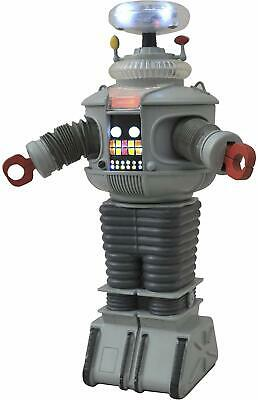 $ CDN99.07 • Buy New B9 Diamond Select Toy Lost In Space Electronic Lights Sounds B9 Robot Figure