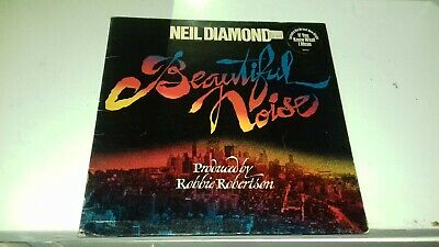 Neil Diamond - Beautiful Noise Lp Vinyl • 2.99£