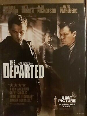 £2.99 • Buy The Departed (DVD, 2007, 2-Disc Set)