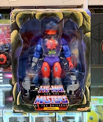 $54 • Buy MOTU Filmation Masters Of The Universe Roboto Figure Super7 NEW