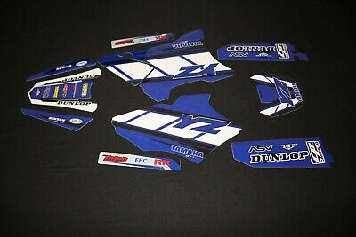 AU95 • Buy Yamaha Yz 85 2002-2014 Retro Mx Graphics Kit Decals Kit Sticker Kit Stickers