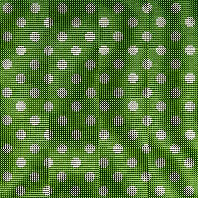 Cotton Jersey Knitted Look Lime Damenstoff Material Kid's Fabric (Price = 0,5m) • 5.01£
