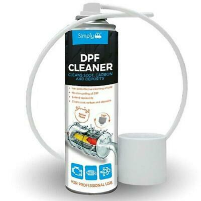 Professional DPF EGR Cleaner Aerosol Cleans Soot Carbon And Deposits Fast 500ml • 10.95£